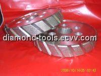 金刚石开槽轮(用于玻璃钢管道)