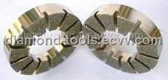 金刚石砂轮(用于刹车片)