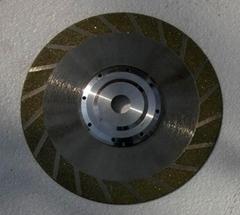 电镀金刚石切片(CR40-400)