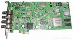 TVB593PCI-E数字电视信号源