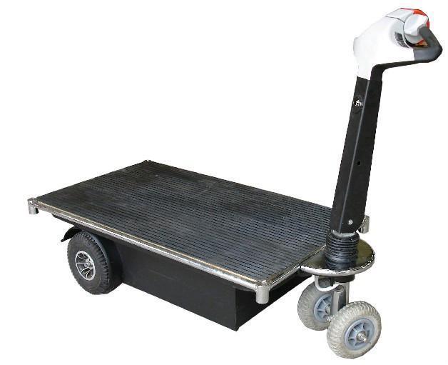 电动牵引平板车 1