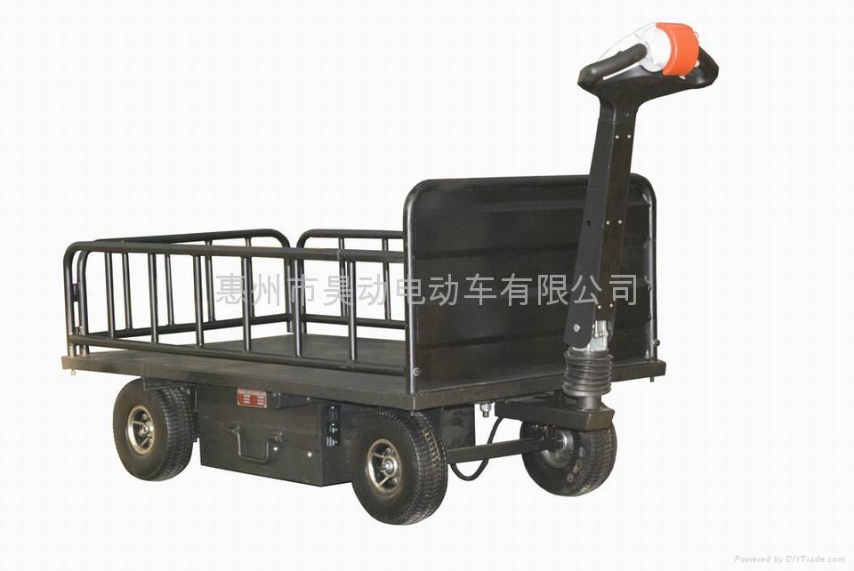 电动物料牵引车 1