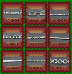 925 Sterling si  er chains-E10