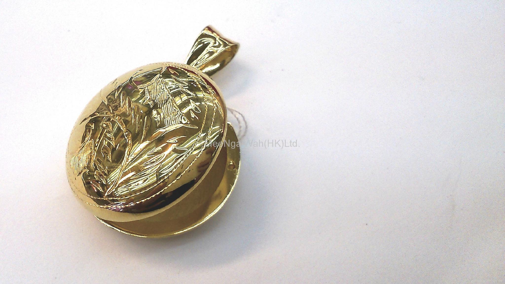 純銀香水瓶/相盒 3