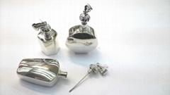 纯银香水瓶/相盒