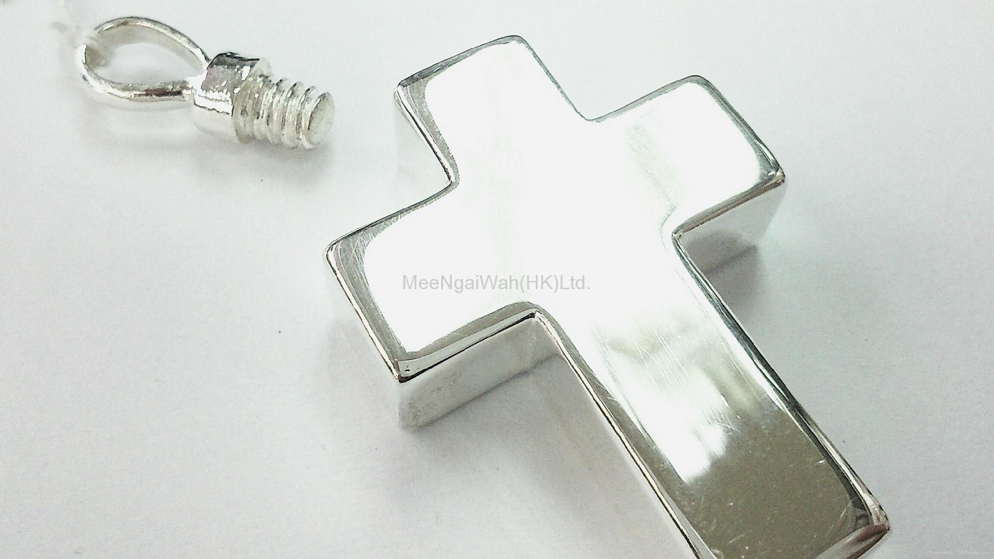 女装纯银饰品 [蝴蝶/ 十字架] 10