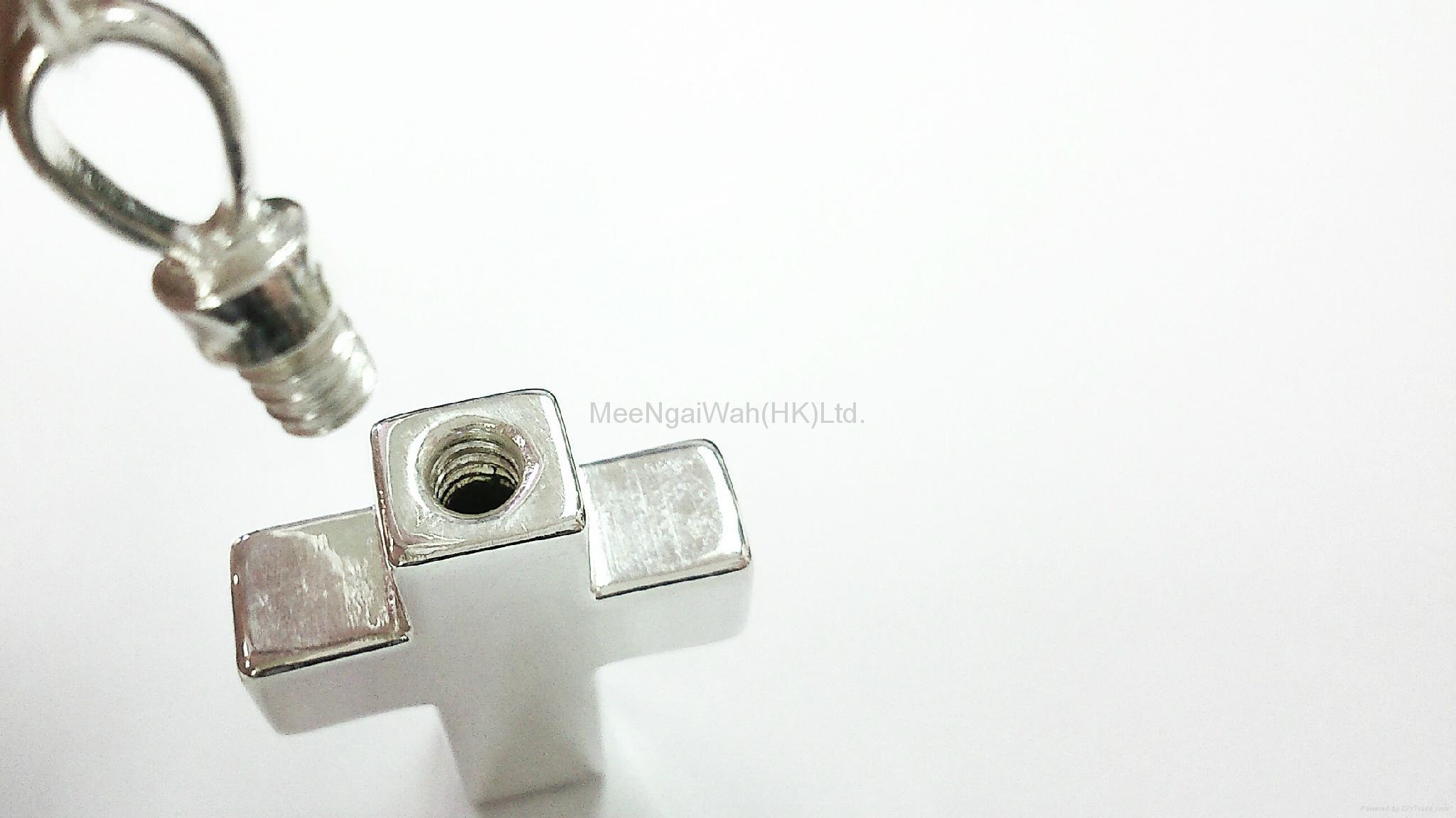 純銀香水瓶/相盒 6