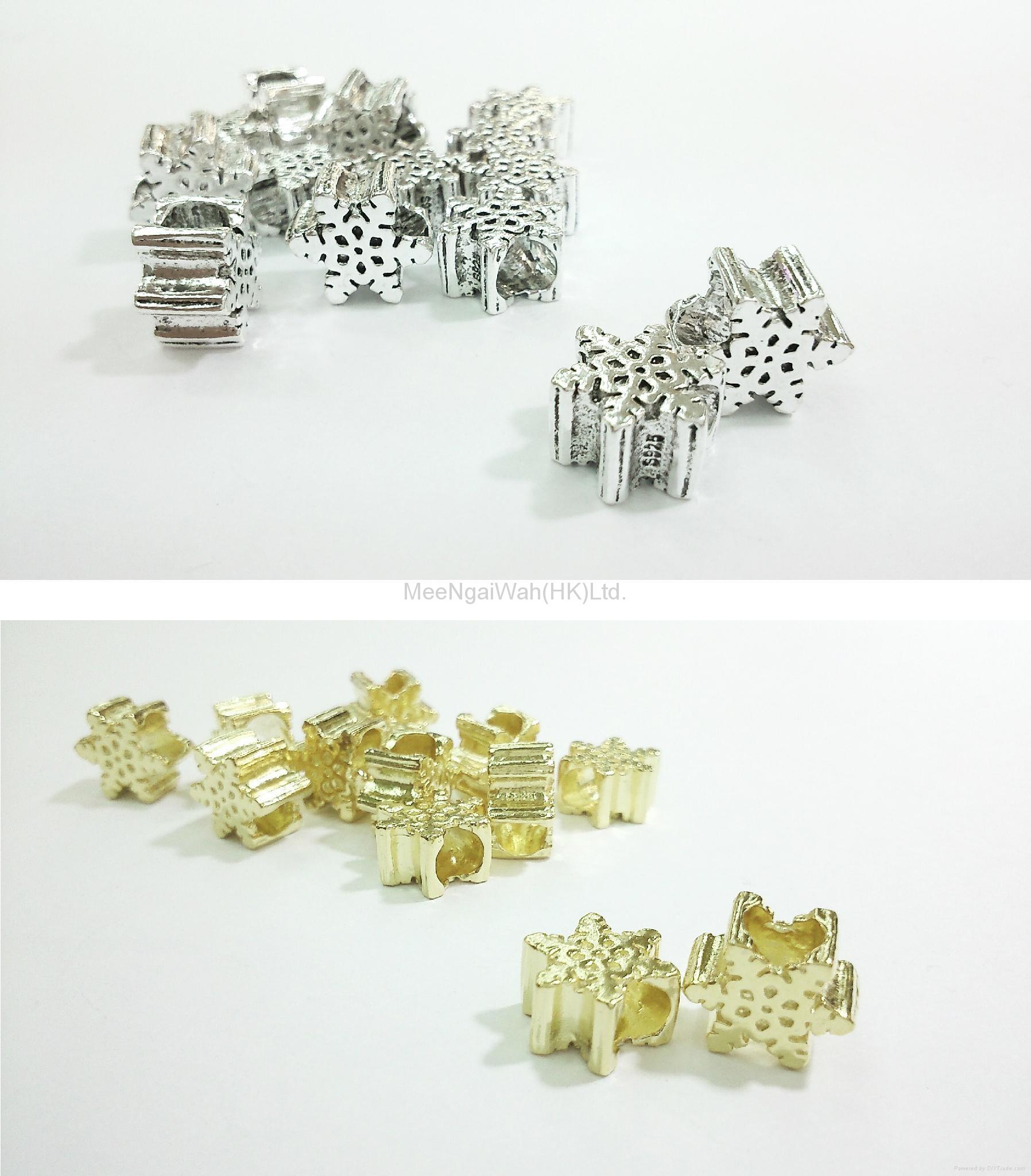 925纯银珠 I 19