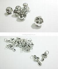 925 Sterling Si  er beads II