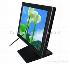 17 Inch LCD Touch Display With Metal Bracket