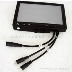 7 inch Car VGA Touchscre