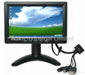 7 Inch Car LCD Monitor with Touch Screen