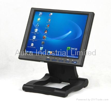 10.4 Inch VGA, DVI, AV, HDMI TFT LCD Monitor With Touchscreen 1