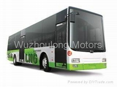 CNG LNG bus,city bus
