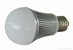 LED拉尾尖泡灯