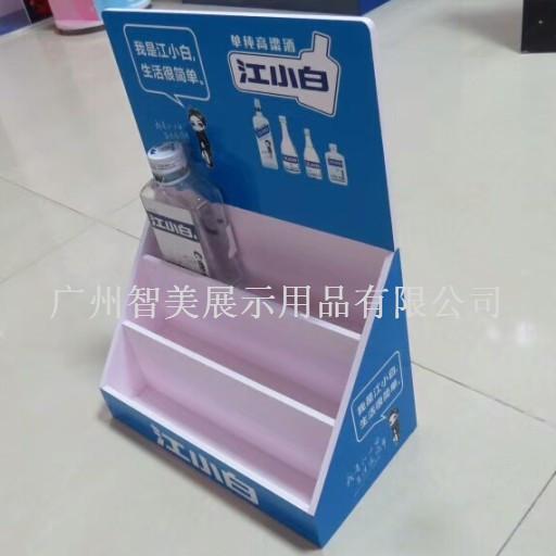 廠家直銷三層江小白白酒展示架 3