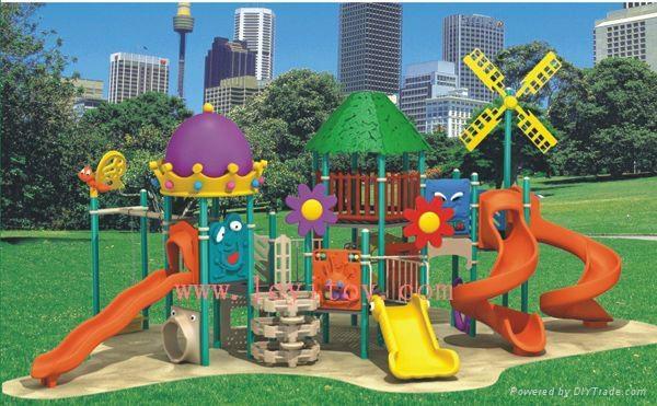 戶外遊樂設備  3