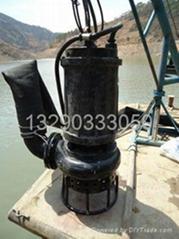高效耐磨潜水砂浆泵