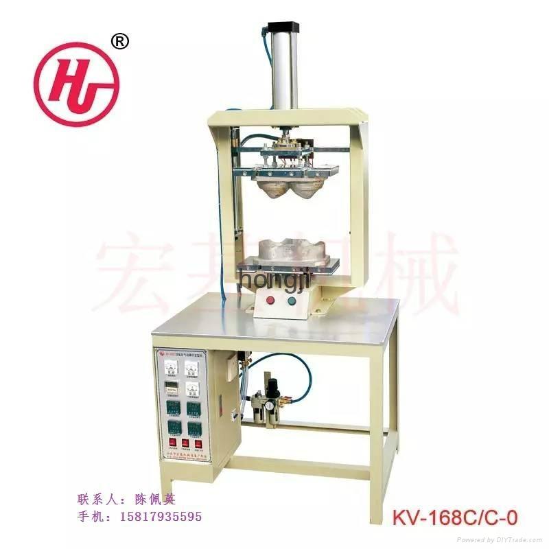 KV-168C/C-0 foam bra cup molding machine 1