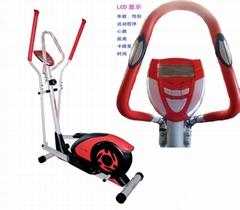 磁控健身車