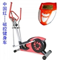 磁控健身車 5