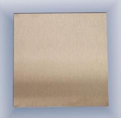 佛山彩色不鏽鋼玫瑰金板