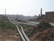 煤矿井下管道