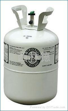 RC-12非重複充裝焊接鋼瓶 1