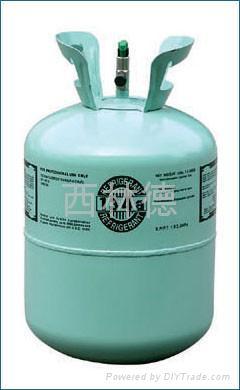 R134a非重複充裝焊接鋼瓶 1