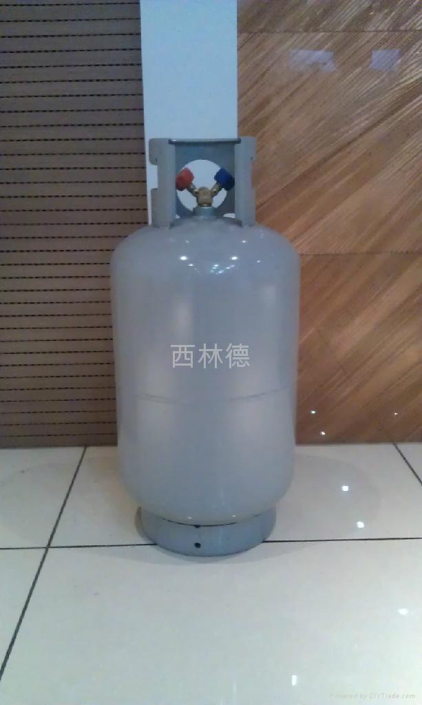 重複充裝焊接氣瓶 2