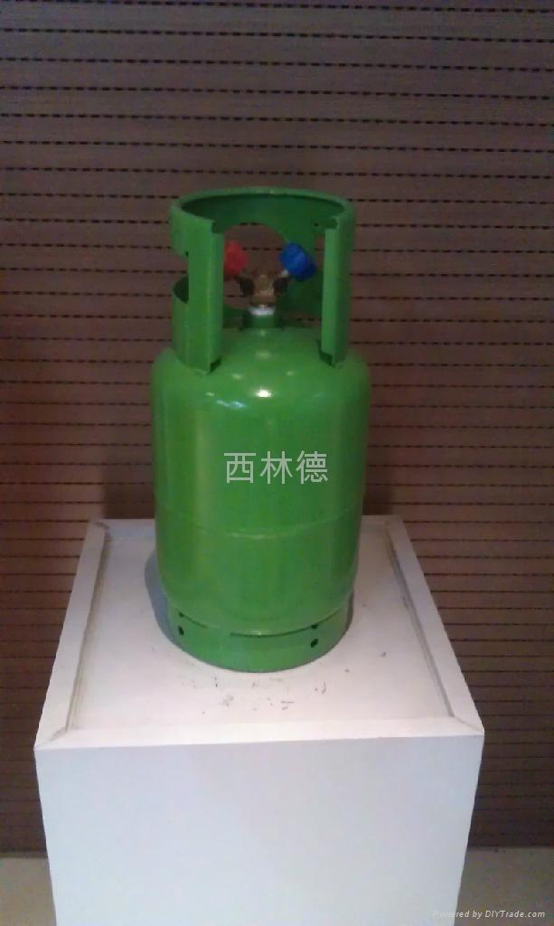 重複充裝焊接氣瓶 1