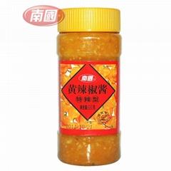 南國特辣黃辣椒醬