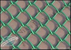 供应优质 包胶勾花网