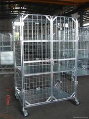 Elaborate logistics cart
