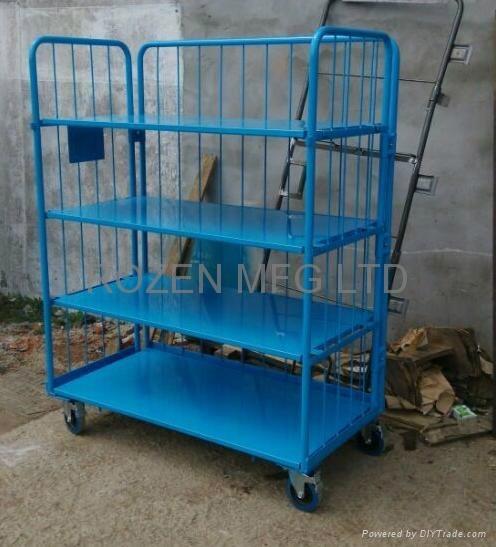 層板式籠車 1