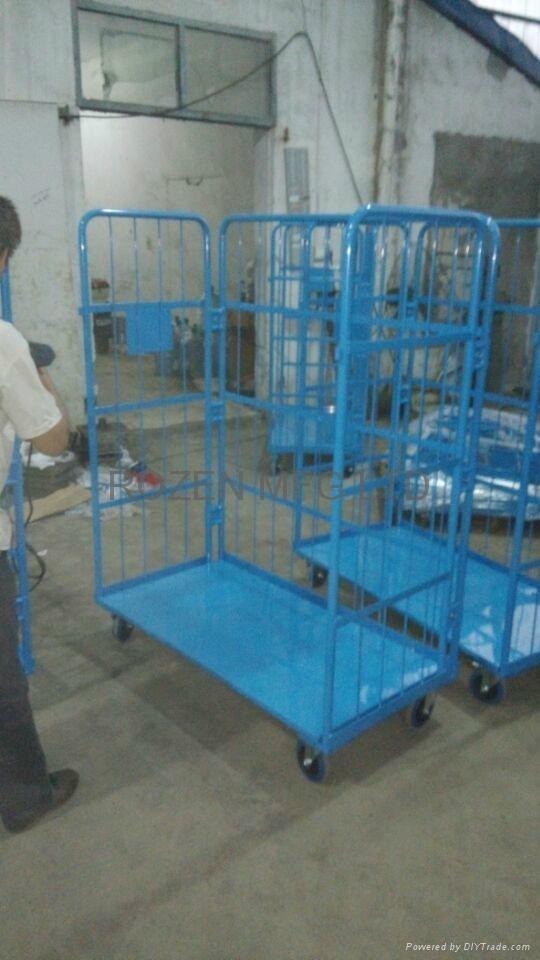 層板式籠車 3