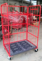 Plastic base plate Trolley