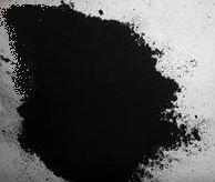 水溶性碳黑色粉 1