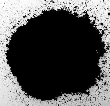 高色素碳黑色粉颜料黑 1