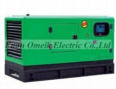 Silent Diesel Generator Set (GF3)