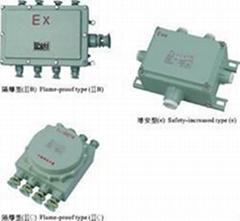 BJX防爆端子接線箱