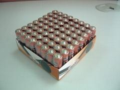 Metal-Jacket Batteries R6P AA 1.5V (same as Panasonic, Toshiba, GP...)