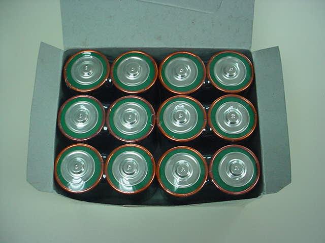 R20 Metal Battery