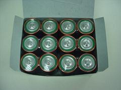 Metal-Jacket Batteries R20P (D Size) SUM-1