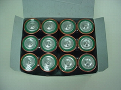 Metal-Jacket Batteries R20P (D Size) SUM-1