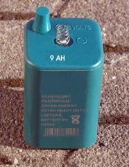 Trockenbatterie Standard 4R25, 6V / 9Ah, 12Ah, 15Ah (H4R25, 4R25Y, MN908, 908D)