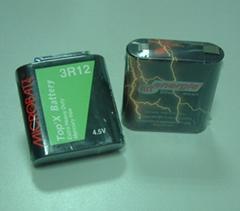 Pile Alcaline Professional - 3LR12, 3R12