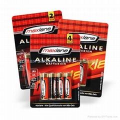 Ultra Power Alkaline Batterien 1,5V Typ AA / LR6, Mignon