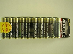 General Purpose Primary Dry-cell Batteries R6S/UM3 Value-Pack
