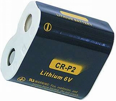 CR-P2 Lithium Photo Batt
